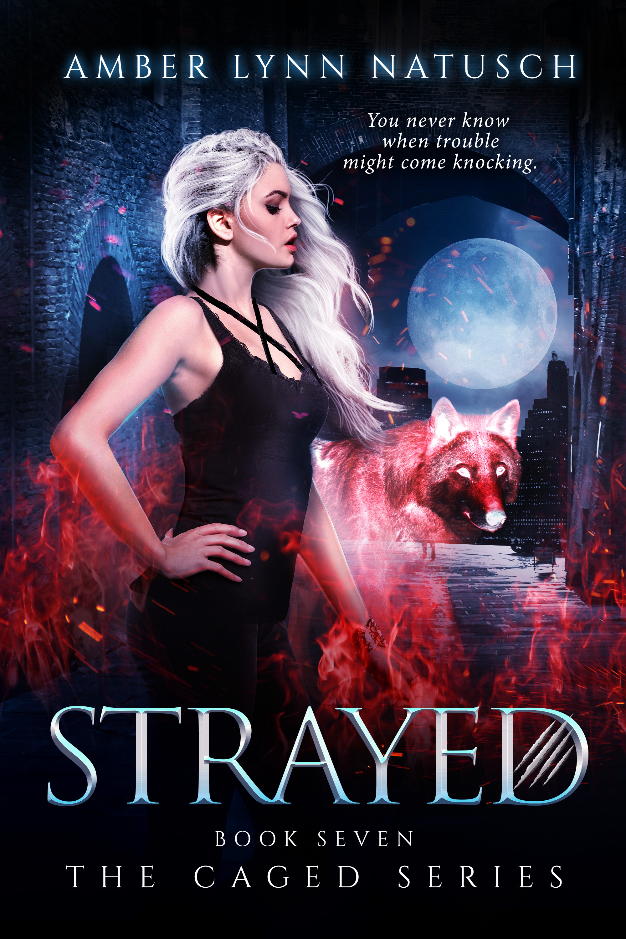 Book Cover: Strayed