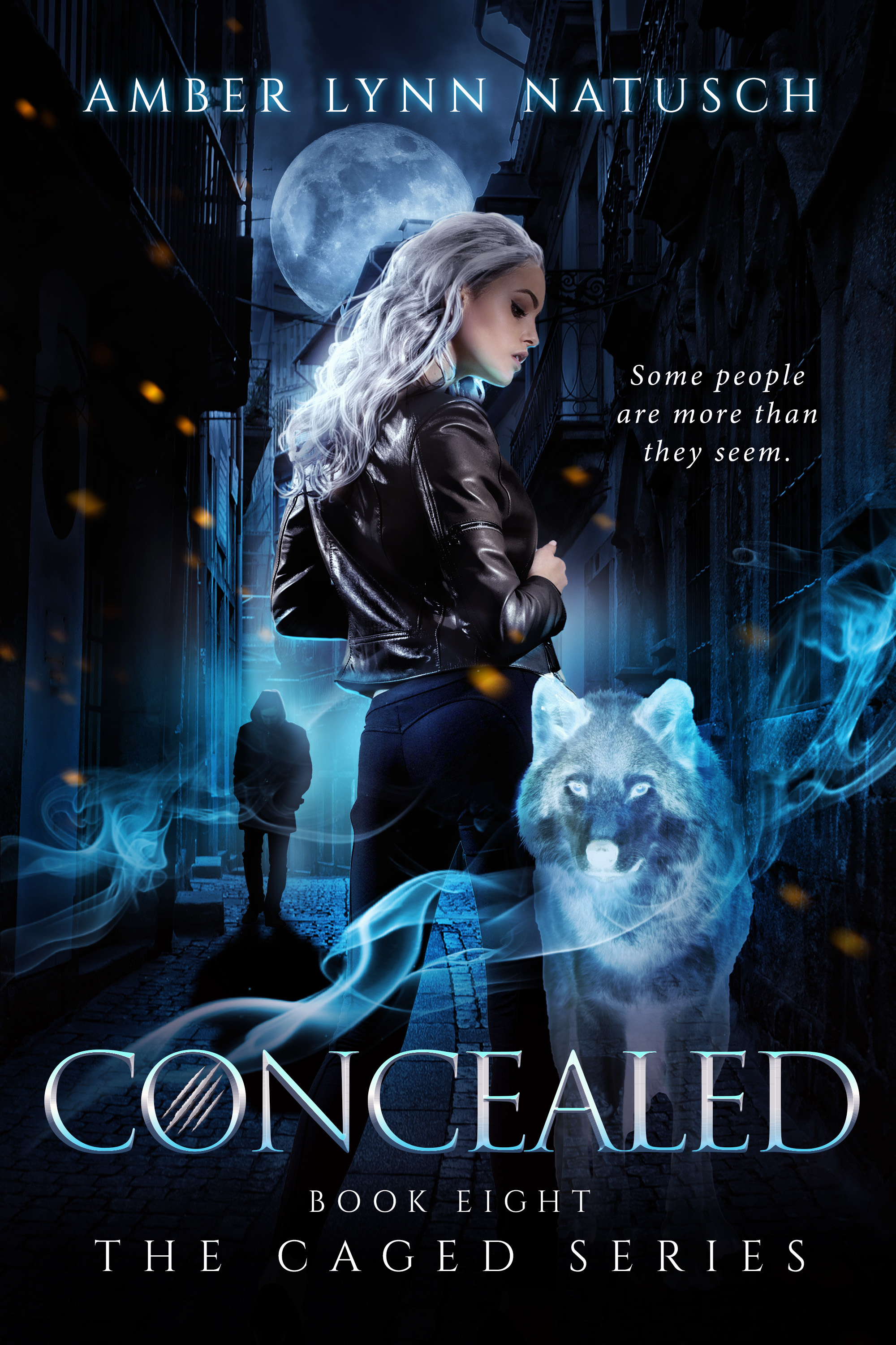 Book Cover: Concealed