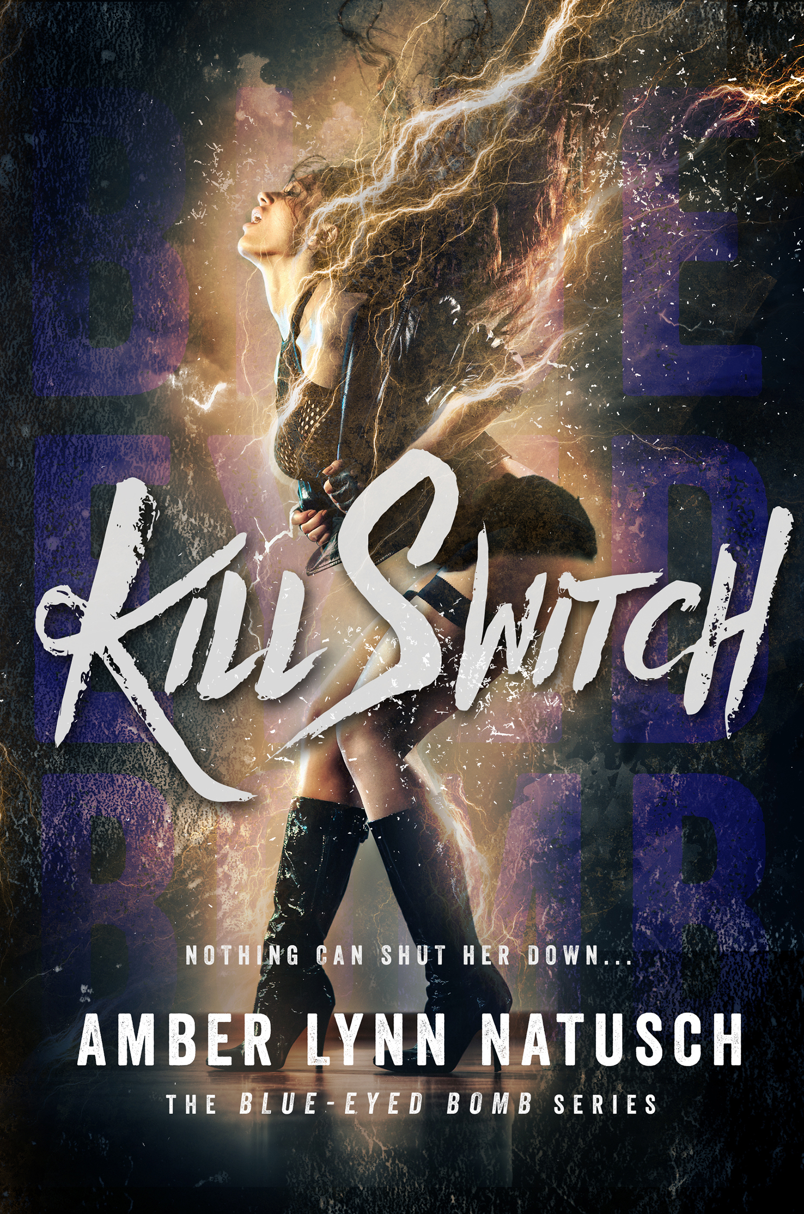Book Cover: Kill Switch