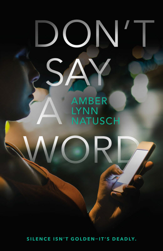 Book Cover: Don't Say a Word
