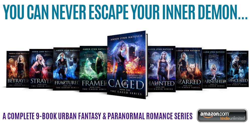 A Complete 9-Book Series